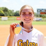 Softball pitcher earns national recognition