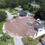 2017 had it all: A sinkhole, Hurricane Irma, wildfires and floods