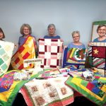 Quilting for comfort