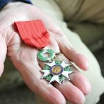 Local man receives French Legion of Honor medal
