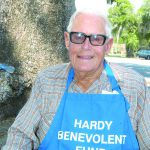 Roy T. Hardy was known for fish fries and kindness