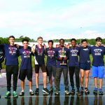 Wharton High cross-country shines at local meet