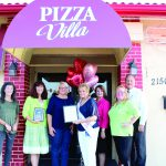 Pizza Villa wins 'Heart of Pasco Award'