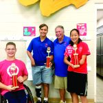 Local athletes celebrate paralympic achievements