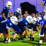 Academy at the Lakes football relishes playoffs, breakout season