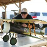 These pilots soar through the sky — on miniature wings