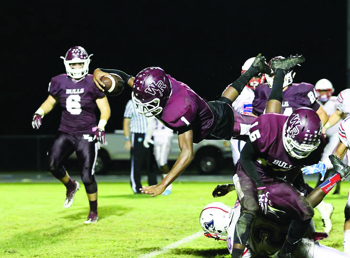 Sac All Conference Football Teams Announced