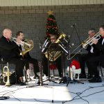 Holiday Pops concert creates a warm glow on a cool day
