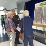 Residents get preview of Curley Road project