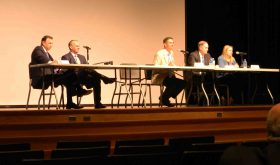 Legislative forum covers wide spectrum of issues