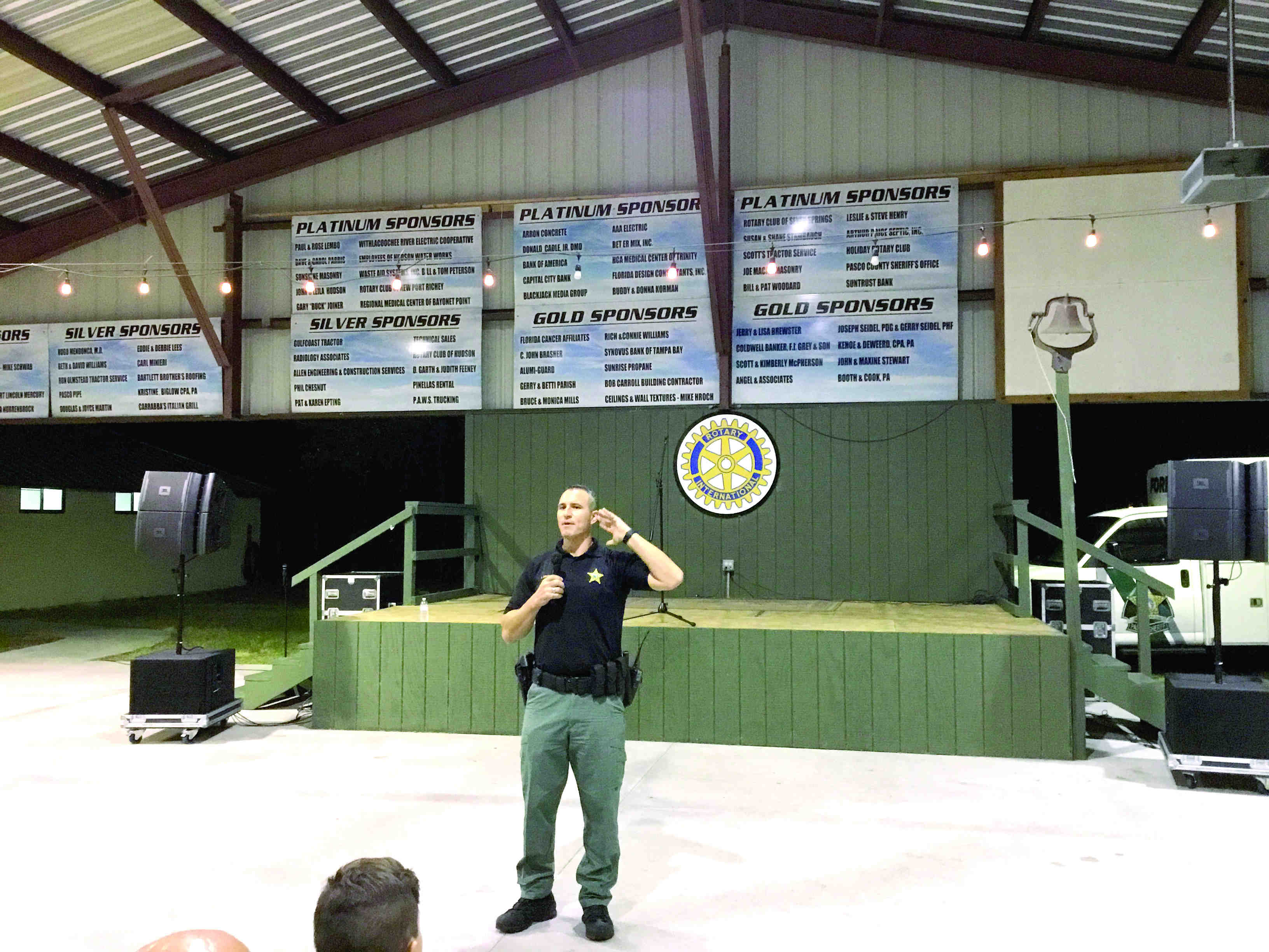 Pasco Sheriff's Office expands youth Explorer program