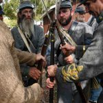 Reenactment offers living history lesson