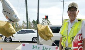 'Mr. Don' provides safety and encouragement