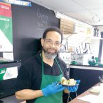 Jon's Gourmet Nutrition dishes healthy meals