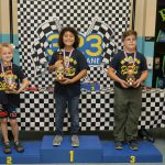 Pinewood Derby offers Cub Scouts fast fun