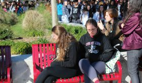 Wiregrass Ranch students join national walkout