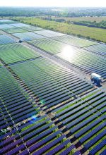 Solar farm approval recommended