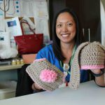 Crocheting kindness