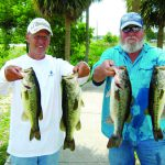 Fishing duo keeps reeling 'em in