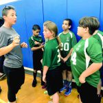 Making a difference through Special Olympics