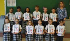 Little authors are celebrated in a big way