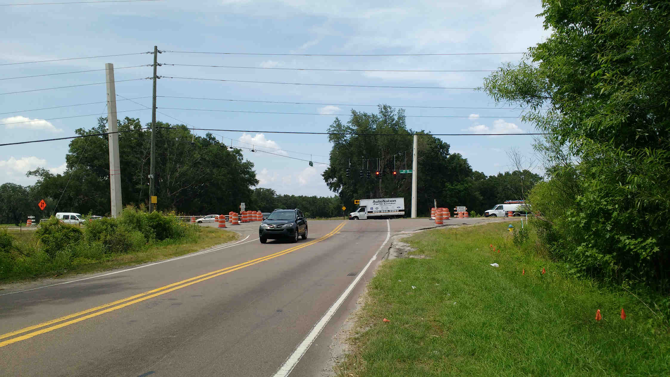 Business park spurs talks on widening Old Pasco Road