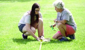 This summer camp offers insights into solving crimes