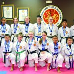 Karate academy captures 27 medals at nationals
