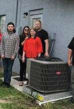 Five Business Join IERNA's Neighbors In Need Give-Away