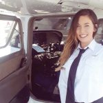 First female pilot earns private license in PHSC program