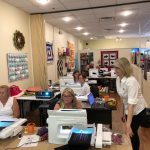 Sewing Center Spreads the Joy of Stitching