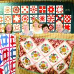 Stitching together a quilt of creativity, kindness, friendship and fun