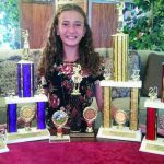 Land O' Lakes girl is all-star golfer