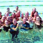 Records are shattered at conference swim meet