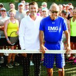Foundation offers tennis lessons to Pasco youths
