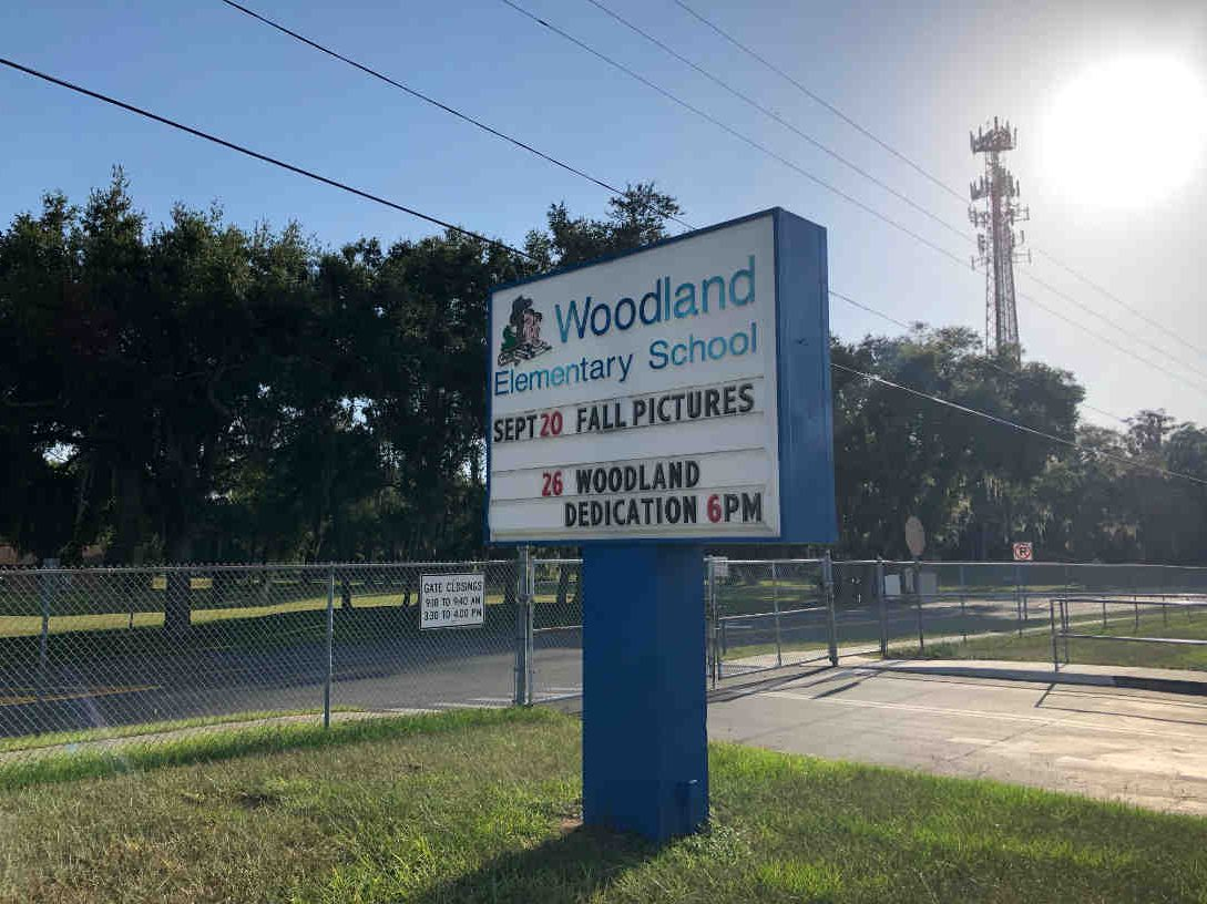 Community gets a look at Woodland Elementary renovations