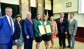 Local 4-H members receive recognition
