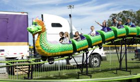 Swampfest offers food, fun and entertainment