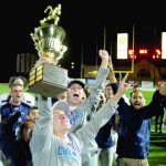 Academy at the Lakes wins second straight football title