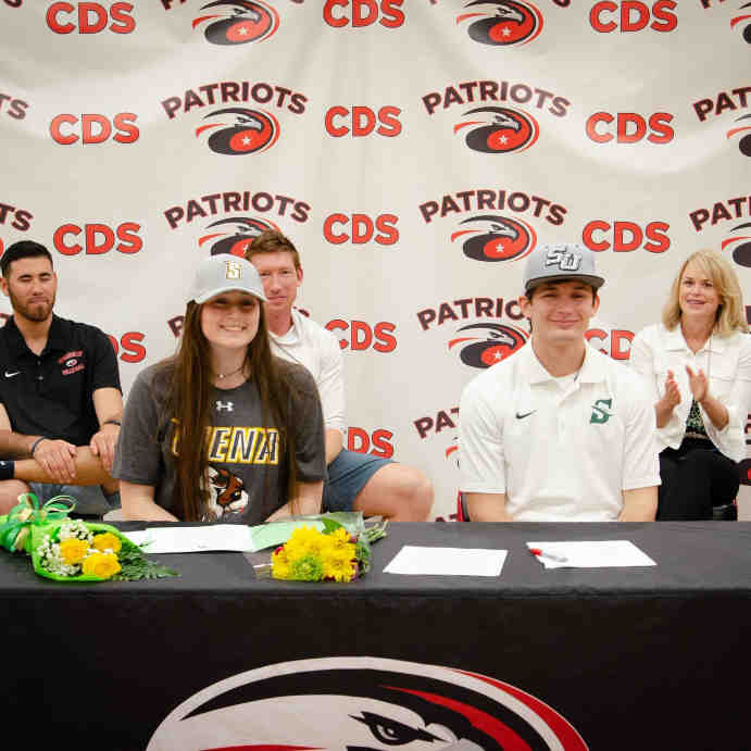 local athletes sign with colleges