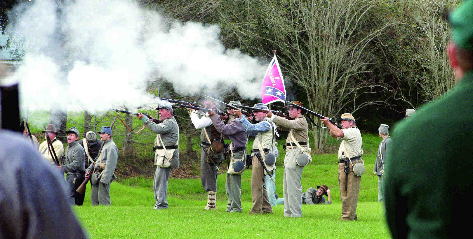 Civil War history comes to life at Pioneer Florida Museum