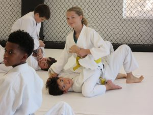 A Mixed Martial Arts School Steeped in Traditional Gracie Brazilian
