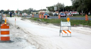 The Florida Department of Transportation will complete resurfacing of U.S. 301 in 2016, and also build a 10-foot wide multi-use trail paralleling the roadway. (File Photo)