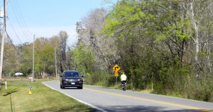 Lutz residents on Leonard Road want sidewalks built along the two-lane road from U.S. 41 to Cot Road as a safety measure. (File Photo)